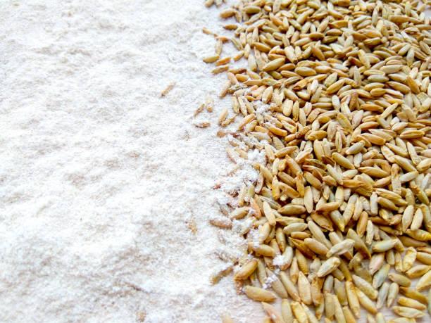 preparaciones con harina de escanda