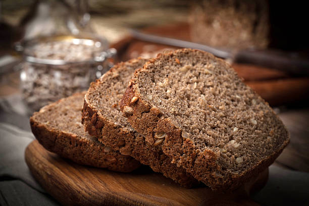 pan con harina de aceituna