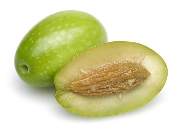 el fruto de la aceituna