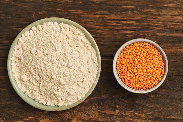 propiedades harina de lentejas