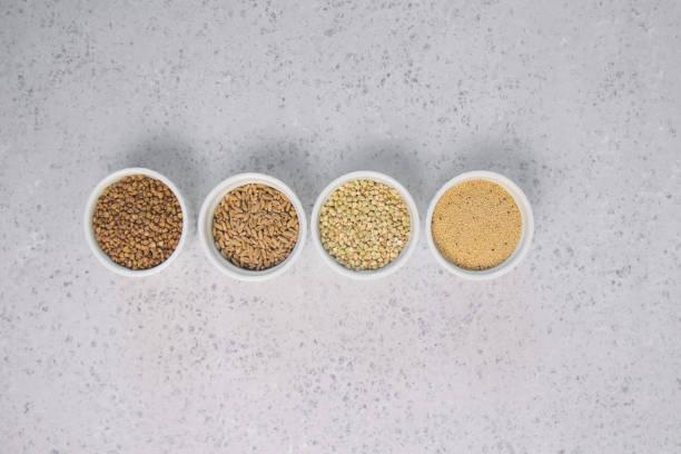preparaciones con harina de lentejas