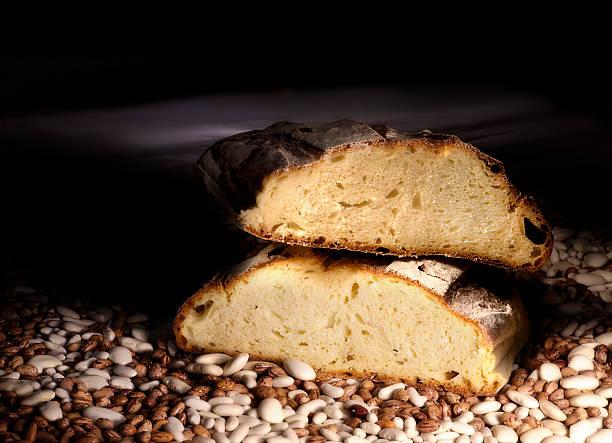 pan con legumbres