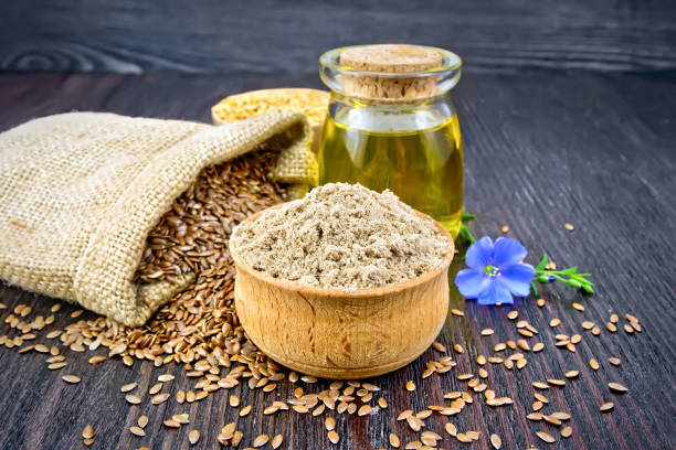 propiedades de la harina de linaza
