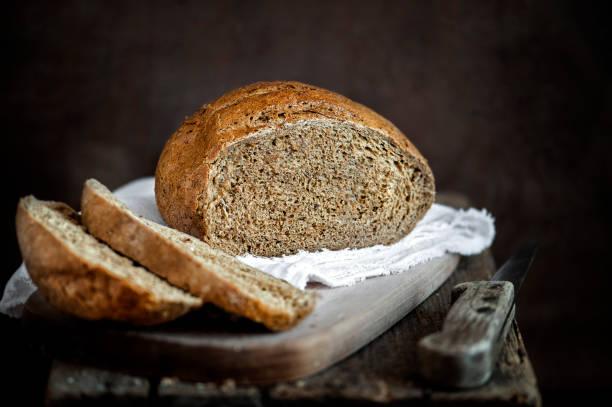 pan con harina de linaza