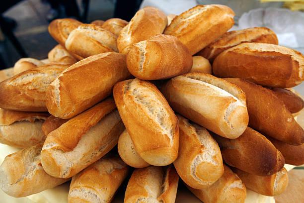 pan con harina manitoba