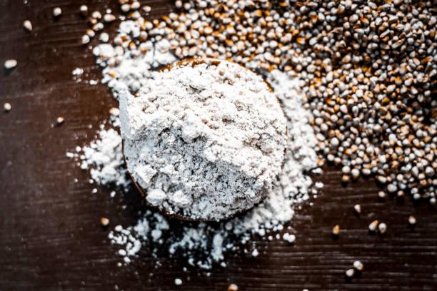 recetas con harina de mijo