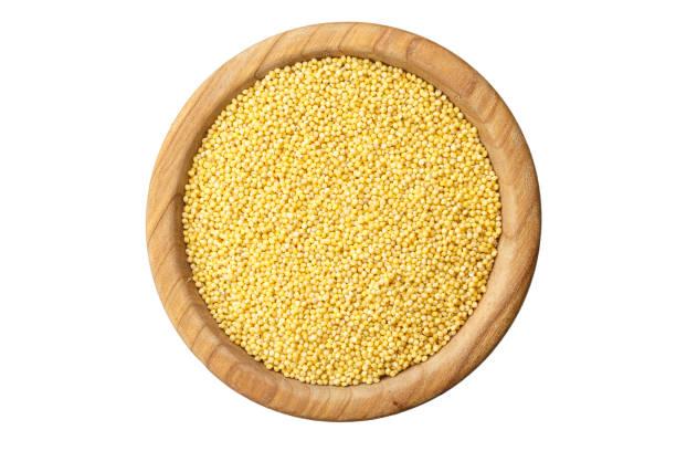 preparaciones con harina de mijo