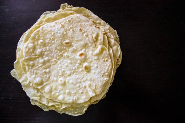 tortillas de harina hecha en casa