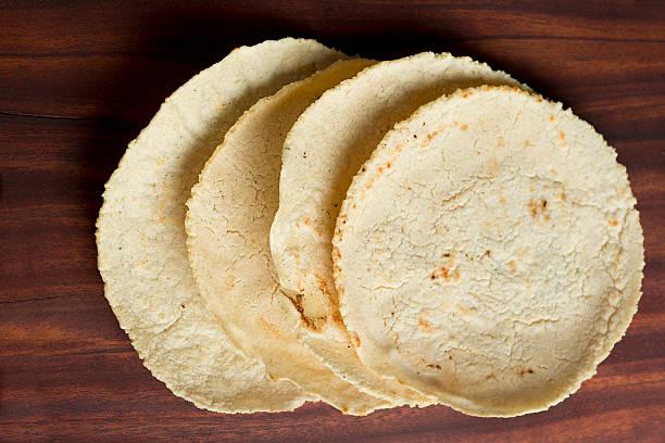tortillas de harina frescas