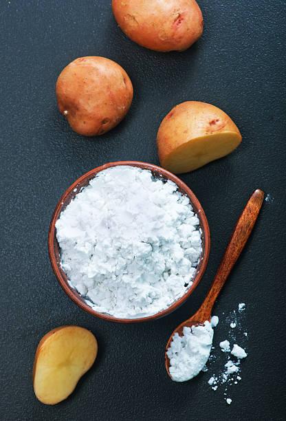 nutrientes de la harina de patata
