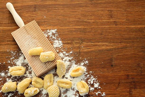 preparaciones con harina de patata