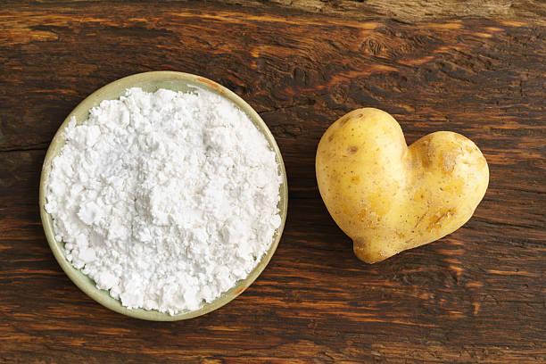 propiedades de la harina de patata