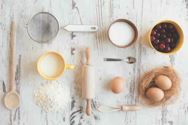 cocinar con las harinas
