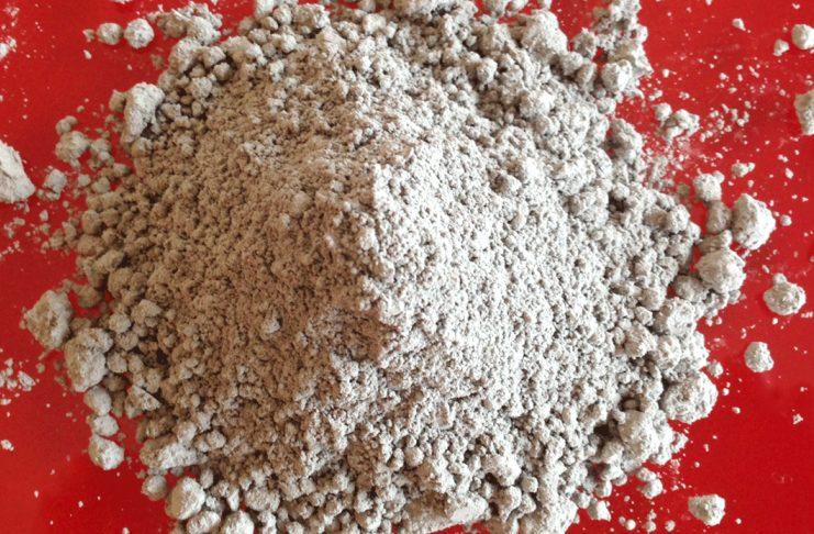 adquirir la harina de roca