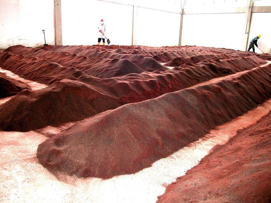 harina de sangre como alimento animal