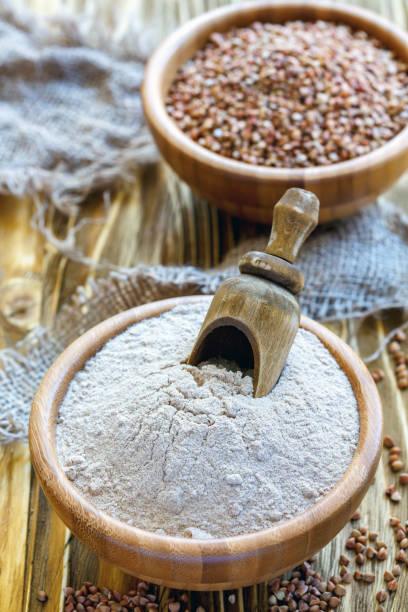 usos de la harina de sarraceno