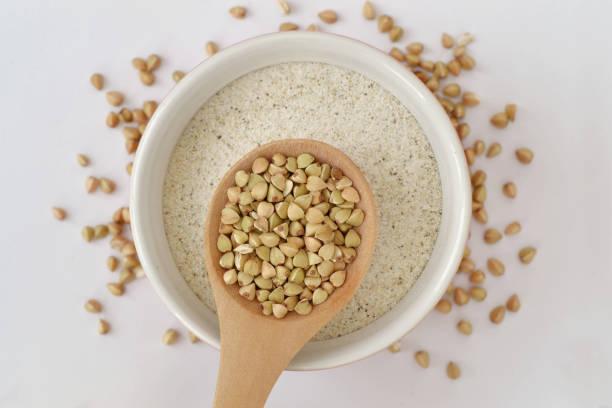 beneficios de la harina de sarraceno