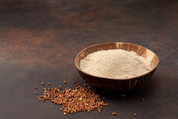 propiedades de la harina de sarraceno