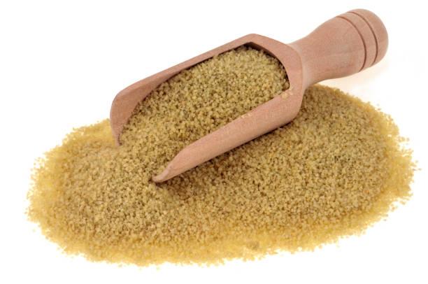 receta harina de semola