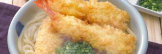 Harina de tempura