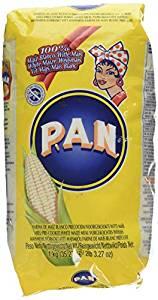 adquirir harina pan