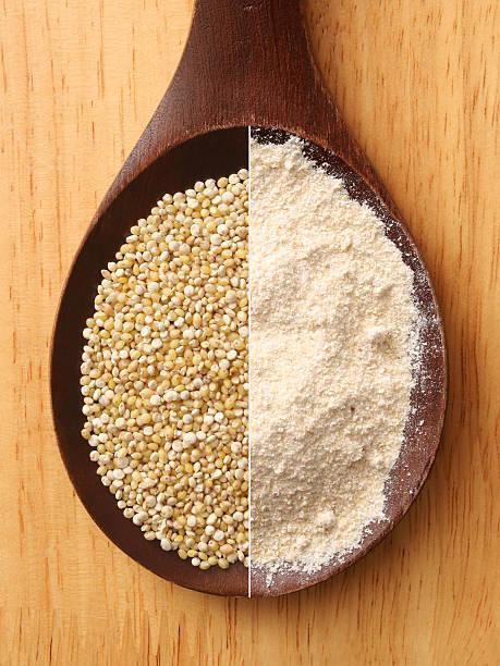 recetas con harina de amaranto