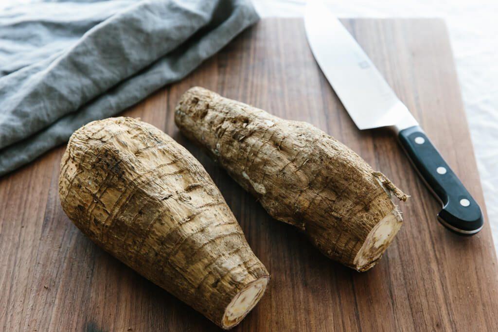 recetas con harina de arrurruz