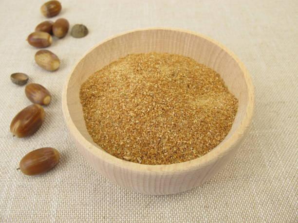 las propiedades de la harina de bellota