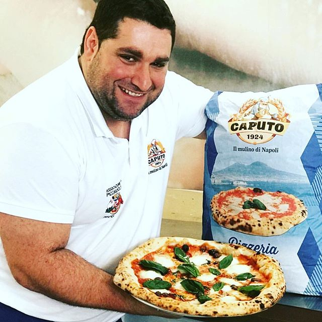 harina de caputo para pizza