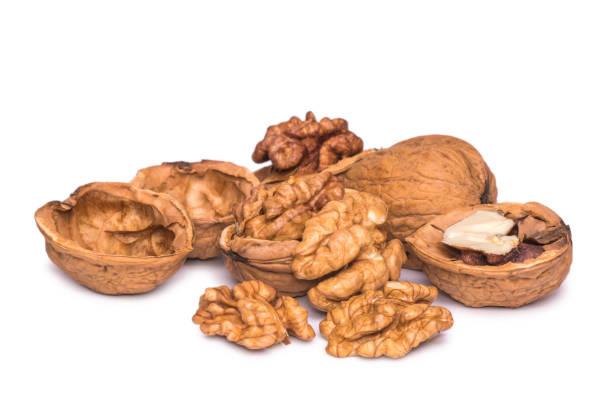 nutrientes de harina  cascara de nuez