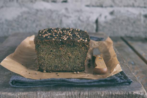 pan con harina de chia