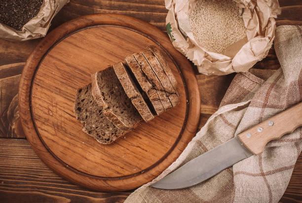 pan con harina de chía