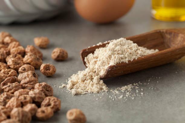 recetas con harina de chufa