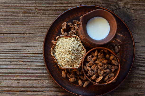 recetas con las harinas de chufas