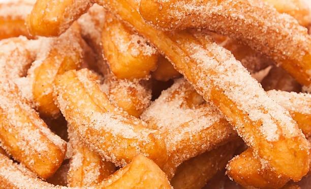 churros con azucar