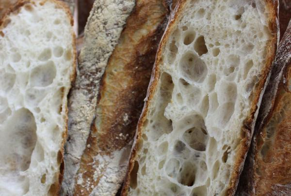 pan con harina gallega