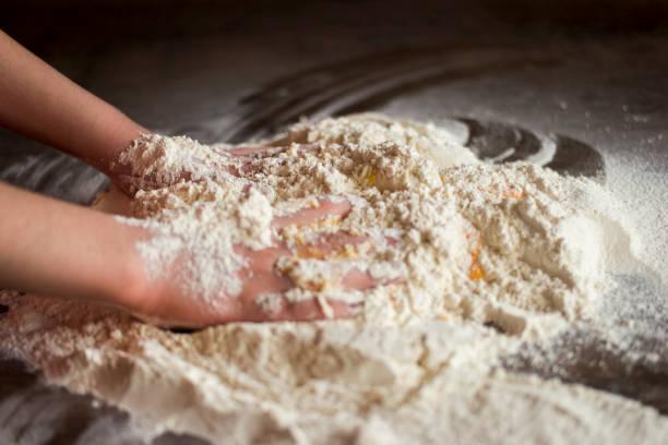 harina para hacer seitán