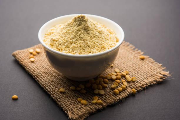 recetas de harina de guisantes