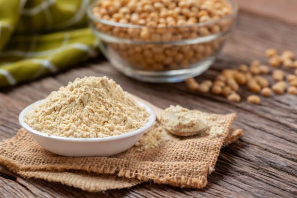 preparaciones con harina de habas