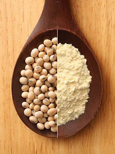 nutrientes de la harina de habas