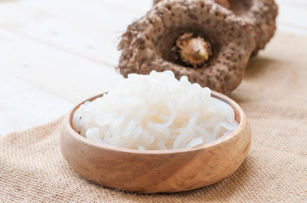 usos de la harina de konjac