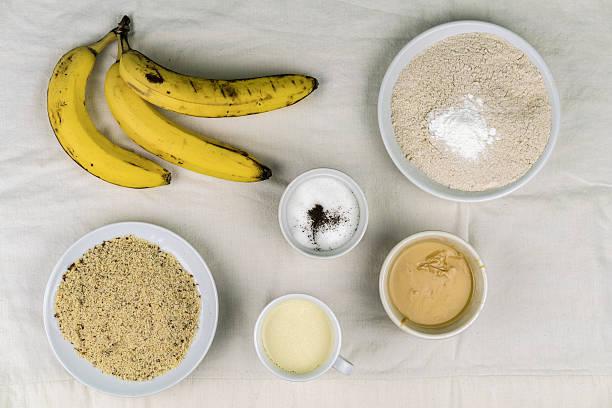 usos de la harina de platano