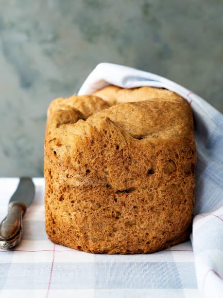 pan con harina de trigo salvaje