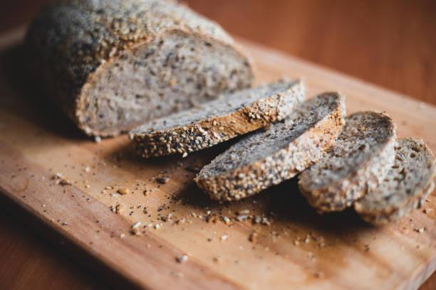 pan con harina salvaje