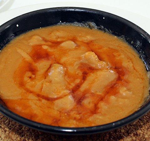 preparar gachas con harina de titos