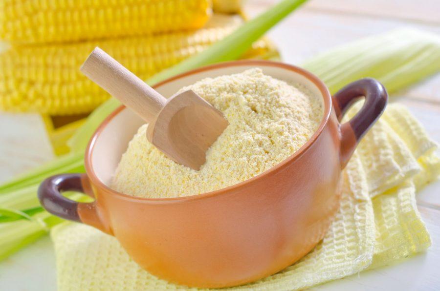 la harina tostada de maiz