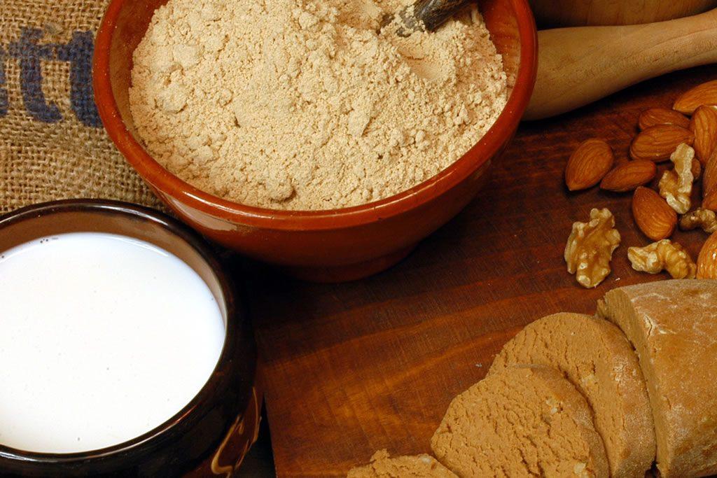 beneficios de la harina tostada