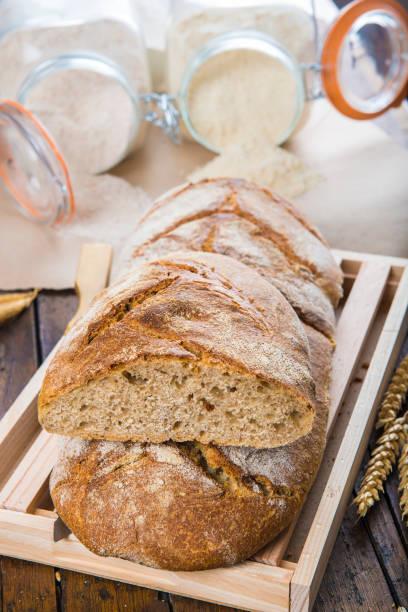 pan con harina tritordeum