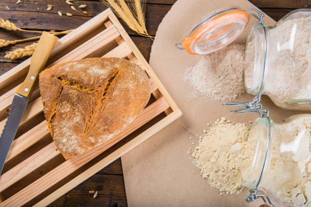 recetas con harina tritordeum