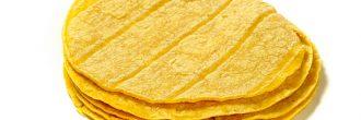Tortas de harina